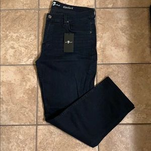 Brand NWT 7 For All Mankind Jeans